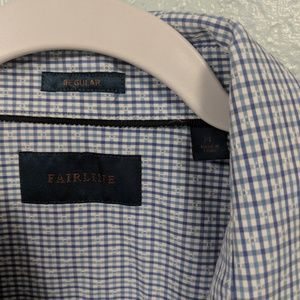 Fairline l/s regular fit shirt Mens XL